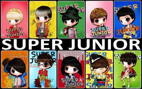 Imagen de Super Junior